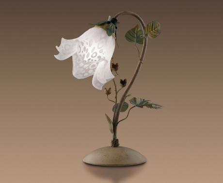 Настольная лампа KEBA 1599/1T фото