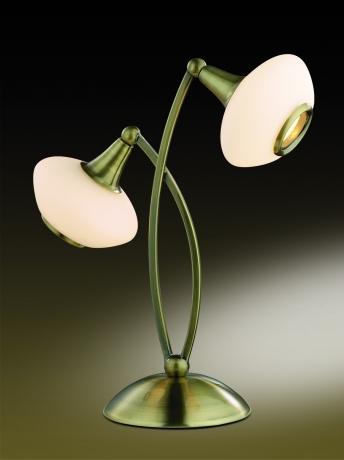Настольная лампа VALLE 2054/2T фото