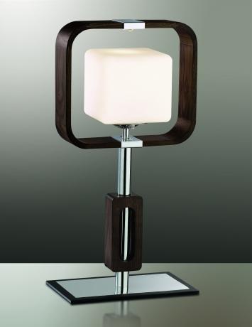 Настольная лампа VIA 2199/1T фото