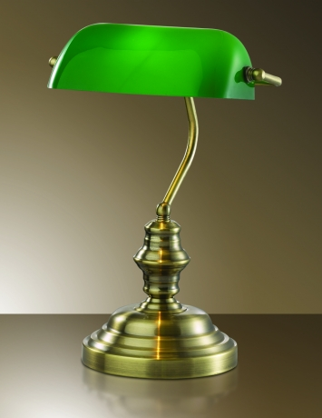 Настольная лампа TRES 2224/1T фото