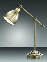 Настольная лампа CRUZ 2412/1T