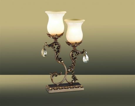 Настольная лампа VARZA 2430/2T фото