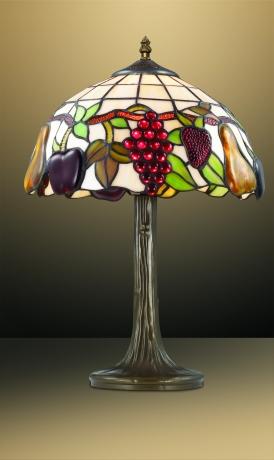 Настольная лампа GARDEN 2525/1T фото