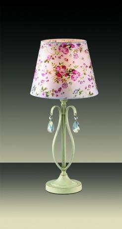 Настольная лампа LAMENA 2533/1TA фото