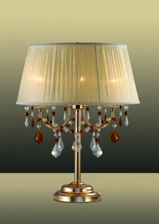 Настольная лампа ADELI 2534/3T фото