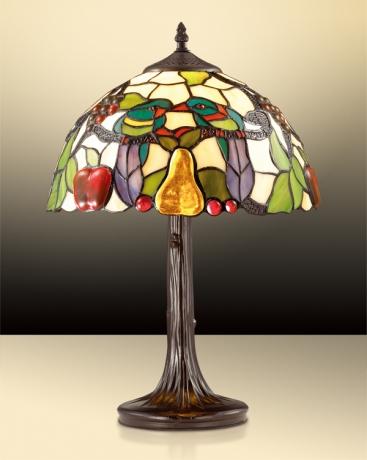 Настольная лампа CAROTTI 2639/1T фото