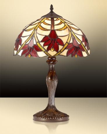 Настольная лампа GIBIS 2640/1T фото