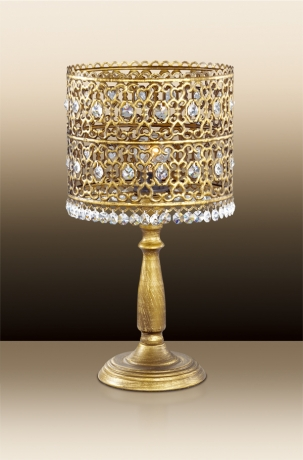 Настольная лампа SALONA 2641/1T фото