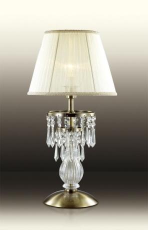 Настольная лампа DASHER 2681/1T фото