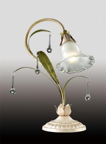 Настольная лампа ROZO 2797/1T фото