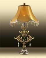 Настольная лампа SAFIRA 2802/1T