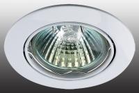 Стандартный встраиваемый поворотный светильник CROWN 369100