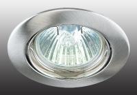 Стандартный встраиваемый поворотный светильник CROWN 369103