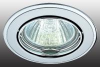 Стандартный встраиваемый поворотный светильник CROWN 369104