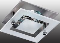 Декоративный встраиваемый неповоротный светильник WINDOW 369110