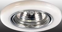Декоративный встраиваемый поворотный светильник STONE 369279