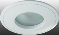 Встраиваемый неповоротный светильник AQUA 369305