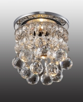 Декоративный встраиваемый светильник DROP 369328