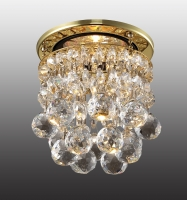 Декоративный встраиваемый светильник DROP 369329