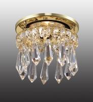 Декоративный встраиваемый светильник DROP 369331