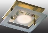 Декоративный встраиваемый неповоротный светильник WINDOW 369345