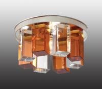 Декоративный встраиваемый светильник CARAMEL 3 369353
