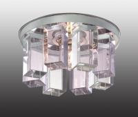 Декоративный встраиваемый светильник CARAMEL 3 369354