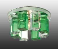 Декоративный встраиваемый светильник CARAMEL 3 369357