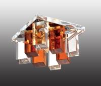 Декоративный встраиваемый светильник CARAMEL 2 369368
