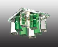 Декоративный встраиваемый светильник CARAMEL 2 369372