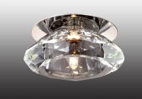 Декоративный встраиваемый светильник CRYSTAL 369374