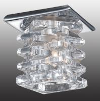 Декоративный встраиваемый светильник CRYSTAL 369375