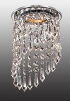 Декоративный встраиваемый неповоротный светильник RAIN 369399