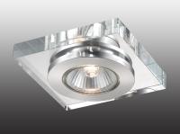 Декоративный встраиваемый неповоротный светильник COSMO 369408