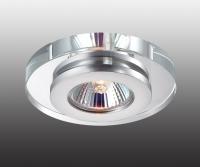 Декоративный встраиваемый неповоротный светильник COSMO 369409