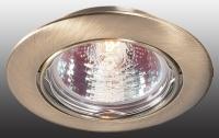 Стандартный встраиваемый поворотный светильник CROWN 369429
