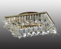 Декоративный встраиваемый светильник BOB 369439
