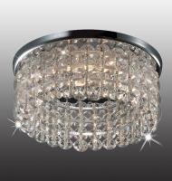 Декоративный встраиваемый светильник PEARL ROUND 369441