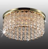 Декоративный встраиваемый светильник PEARL ROUND 369442