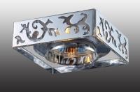 Декоративный встраиваемый светильник ARBOR 369463