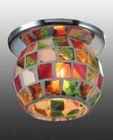 Декоративный встраиваемый светильник VITRAGE 369464