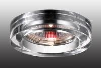 Декоративный встраиваемый светильник GLASS 369477