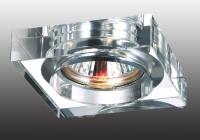 Декоративный встраиваемый светильник GLASS 369482