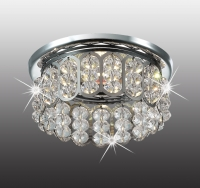 Декоративный встраиваемый неповоротный светильник VERSAL 369492
