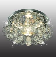 Декоративный встраиваемый неповоротный светильник AURORA 369496