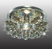 Декоративный встраиваемый неповоротный светильник AURORA 369498