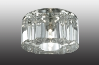 Встраиваемый неповоротный светильник VETRO 369511