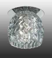 Декоративный встраиваемый неповоротный светильник VETRO 369528