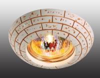 Декоративный встраиваемый неповоротный светильник SANDSTONE 369531
