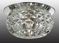 Декоративный встраиваемый неповоротный светильник ENIGMA 369538